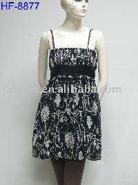 lady's dress