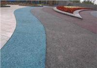 透水路面,最好的透水地面,多孔透水路面厂家供应 RL