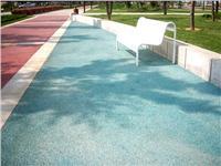 彩色透水混凝土,透水地坪材料销售厂家价格110元 RL
