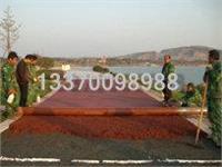 彩色透水地坪,透水混凝土的工艺流程及基层处理