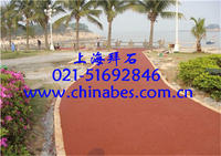 供应温州透水混凝土胶结剂/上海胶粘石透水混凝土配合比 BES-06