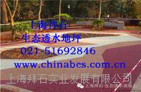 供应舟山C25透水混凝土价格/红色彩色混凝土技术指导 BES-02