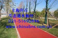 供应绍兴透水混凝土增强剂/透水地坪胶结料 BES-10