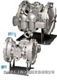 密闭型球阀泵 SANDPIPER