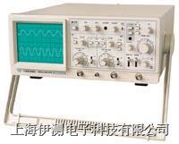 江蘇綠楊60MHz雙蹤模擬示波器 YB4360