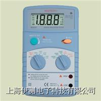 深圳华谊声光报警数字兆欧表 MS5201