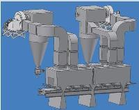 FMPW喷射床干燥机