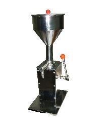 HL型手动膏液充填机
