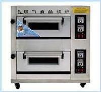 双层燃气烤箱