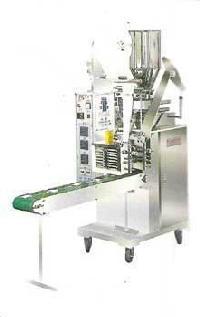 DXD-MK20自动袋泡茶挂线兼标签包装机