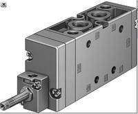 進口德國FESTO電磁閥,選型報價 MFH-5/3G-D-1-C