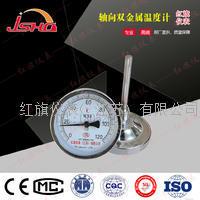 轴向型双金属温度计 WSS-301 WSS-401 WSS-501