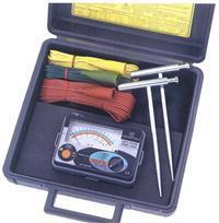 指针式接地电阻测试仪4102AH KYORITSU-4102AH