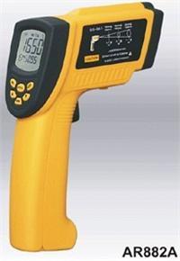 AR882A在线手持两用式红外测温仪  AR 882A
