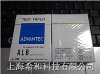 ADVANTEC ALB酸碱测试纸/PH试纸 pH Test Papers 07010080
