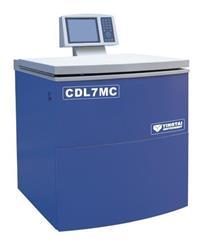 落地式超大容量冷冻离心机 CDL7MC