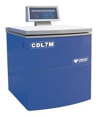 落地式超大容量冷冻离心机 CDL7M