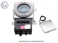 防爆电磁感应磁驱搅拌器(atex certified) atexMIXcontrol、atexMIXcontrol cleanroom