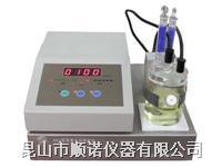 WS-2型微量水分测定仪 WS-2型