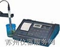 桌上型PH计 台式pH/ORP/温度测试仪-6091