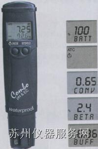 笔式多功能测定仪 HI98129/HI98130/PH/EC/TDS测试笔(酸度计)