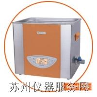 超声波清洗机 液晶显示台式清洗器-SK3200LHC