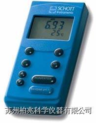 Handylab系列便携式酸度计  Handylab系列便携式酸度计