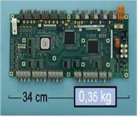 ACS1000变频器主电路板 INT, UF C718 AE101