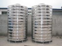 专业定做各种形状的不锈钢水箱