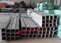 护栏立柱用不锈钢无缝方管 80*80