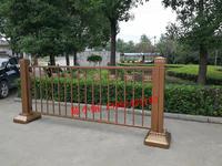 不锈钢金色防撞护栏