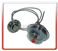 软管连接隔膜式电接点压力表 100YLX-C001