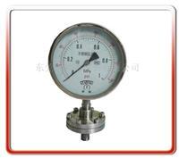 150MM螺纹式隔膜压力表 Y150-ML