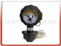 PP全塑隔膜式电接点压力表 YXPP60-001