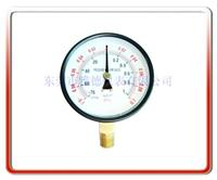 100MM径向真空负压表(阿莫尼亚表或联成计) 100QL-PZ002