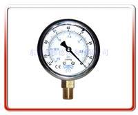 60MM径向耐震真空负压表 60UL-LZ03