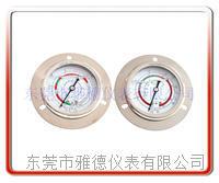 冷煤雪种压力表 冷媒压力表 60LM-UB01