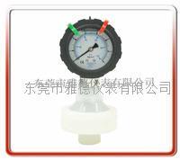 PVDF隔膜压力表 (聚偏氟乙烯)PPFC-P10