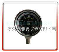 50MM径向医用微压表 WYE50-YL002
