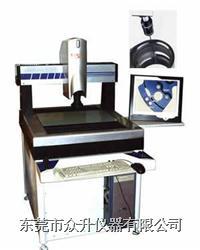 ZS-4030NC半自動影像測量儀 ZS-4030
