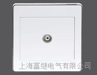 JCCZ-TV-1A一位电视插座 JCCZ-TV-1M
