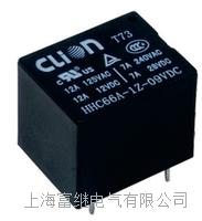 HHC66A(T73)电磁继电器 HHC66A(T73)