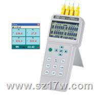 四信道温度计/记录器TES-1384 TES-1384