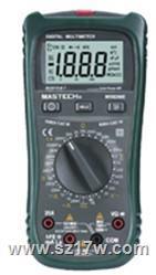 MS8260E带电感电容数字多用表 MS8260E  参数  价格  说明书