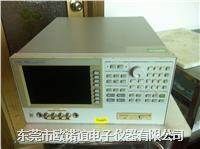 Agilent4294A|HP4294A精密阻抗分析仪|Q表,40Hz-110MHz HP4294A