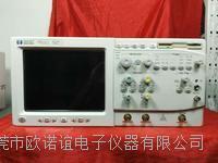 美国Agilent infinium hp54820A 500MHZ 两通道 示波器 infinium 54820A