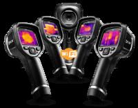 FLIR E4即瞄即拍型紅外熱像儀 (带Wifi功能) FLIR E4