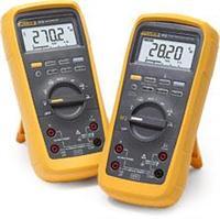 新型 Fluke 27 II 和 28 II 数字万用表 Fluke 27 II 和 28 II 数字万用表