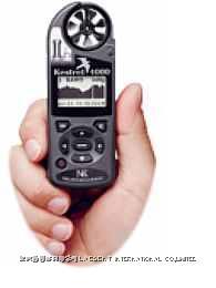 手持式气象仪/便携式气象站