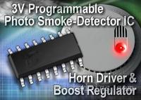 BL5980 3V供电烟雾报警器ic BL5980
